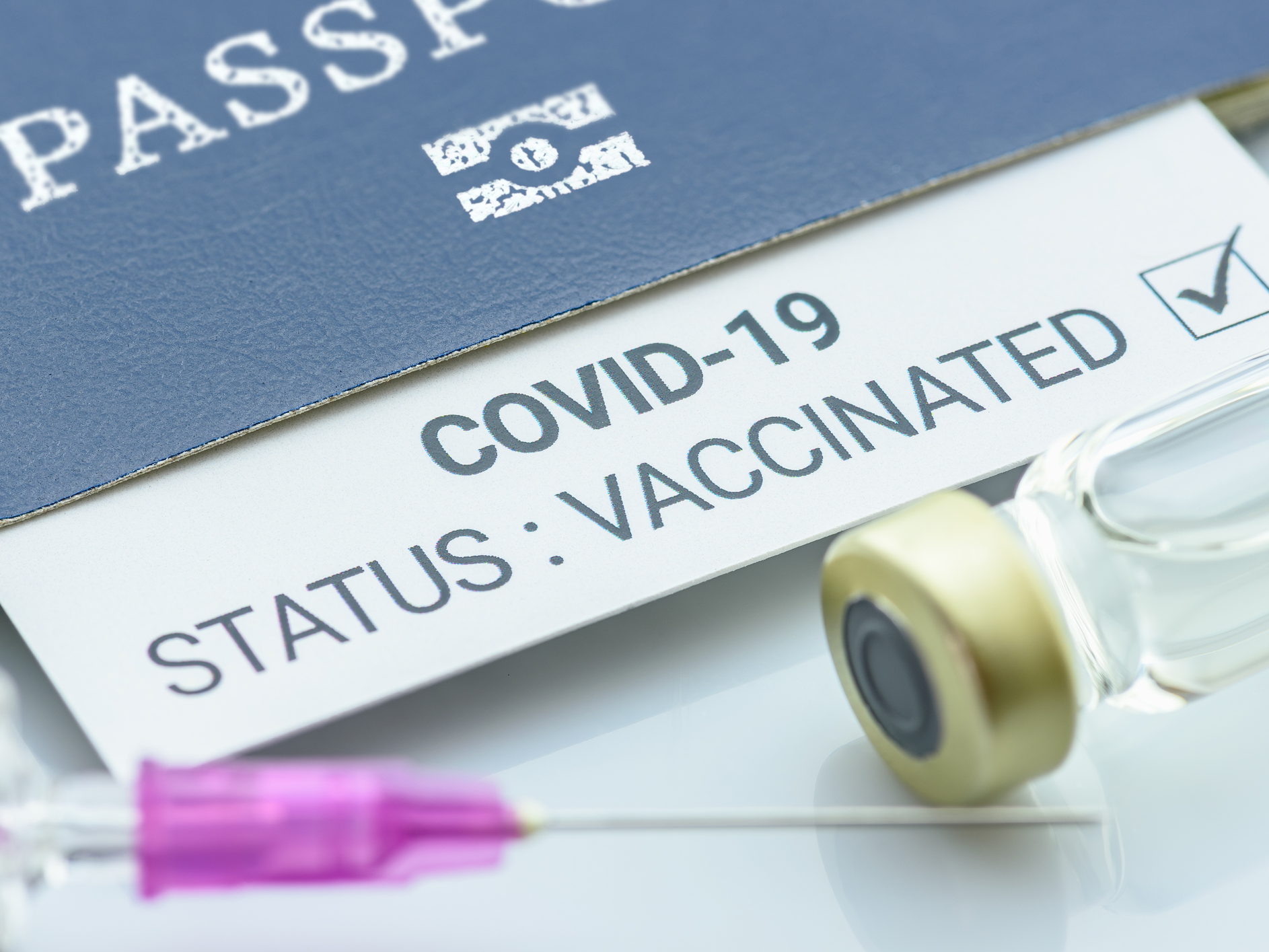 Vaccine Ins and Outs: An Exploration of the Legal Issues Raised by Vaccine Passports