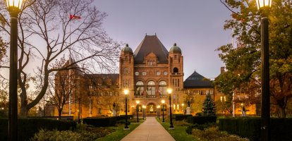 Don Drummond – Ontario Budget: Much Heavy Lifting Required to Achieve Fiscal Stability