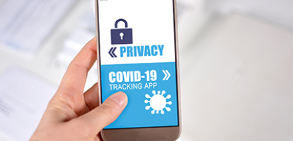 Konrad von Finckenstein – Balancing Privacy and Cellphone Tracing to Fight COVID-19