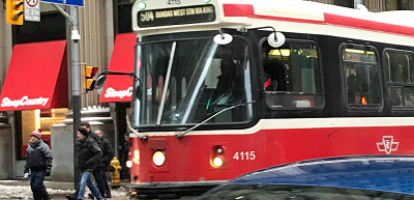 Ben Dachis - How to Judge the King Streetcar Lane Pilot