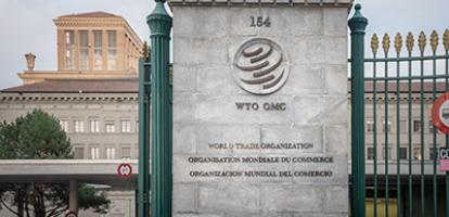 Can the World Trade Organization be saved? - Globe and Mail Op-ed