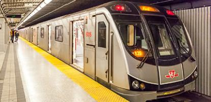 Trains, Lanes and Automobiles: The Effect of COVID-19 on the Future of Public Transit