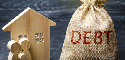Paul M. Jacobson -  Is There a Big Mortgage Debt Problem?